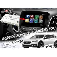 Buy cheap Buick Car Video Interface Online - Map WIFI Network With Real - Time Traffic Information from wholesalers