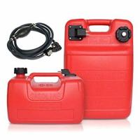 Buy cheap Portable Boat Fuel Tank Marine boat PE fuel tank 12L/ 24L oil tank with fuel pipe in side for Outboard Motor from wholesalers
