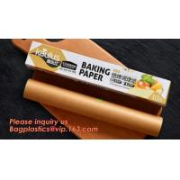 Buy cheap Customized A4 A5 Size Parchment Paper Tracing Paper,Food Wrapping Use Greaseproof Baking Paper Parchment Paper for Resta from wholesalers