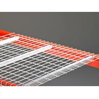 Buy cheap Environmental Friendly Pallet Rack Solid Decking Safety Welded Wire Deck Panels from wholesalers