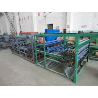 Buy cheap Decoration Panel Roofing Sheet Making Machine with Double Roller Extruding Technology from wholesalers