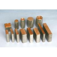 stainless steel clad copper, Zr clad copper, Ni clad copper, ti clad copper bar, bus bar,