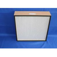 Buy cheap HVAC Ventilation System Air Conditioner Filter Metal Frame With Galvanized Steel Mesh from wholesalers