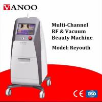 Buy cheap Rf Vacuum Body Shaper Slimming Machine Fat Removal Body Cavitation Machine from wholesalers