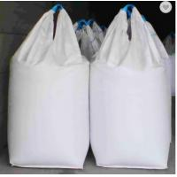 Buy cheap Moisture Proof PP Bulk Bags / Jumbo Sack Bags 1000KG 1500KG With Two Loops from wholesalers