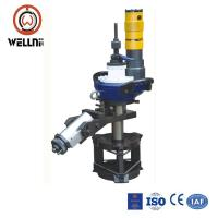 Buy cheap Low Noise Pipe Automatic Beveling Machine Low Friction Adjustable Bearing System from wholesalers