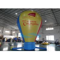 Wholesale Pure Color Hot Air Balloon Model Inflatable Balls For Outdoor Business Promotional from china suppliers