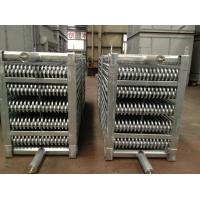 Buy cheap Corrosion Resistant Chilled Water Cooling Coils For Industrial Water Cooling Tower from wholesalers