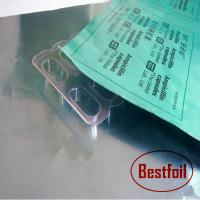 Buy cheap Roll type and good coated pharmaceutical aluminum blister foil packing from wholesalers
