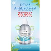 Wholesale Easy Using Antibacterial Hand Sanitizer Double Sterilization Formula For Household from china suppliers