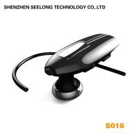 Buy cheap USB Chipset BCM20771 Mono Bluetooth Headset Black , DSP Noise Cancelling Technology from wholesalers