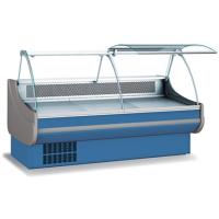 Buy cheap Custom Color Deli Refrigerated Display Case Deli Chiller Display Cabinet from wholesalers