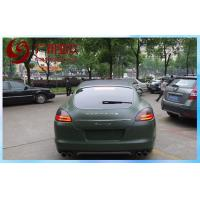 Buy cheap PVC Matte Vinyl Wrap With Air Free Bubbles For Vehicle , 1.52X30M from wholesalers