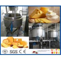 China 200 - 50000LPD Turn Key Project Cheese Making Equipment with Plastic Bottle Package on sale
