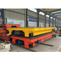 Buy cheap Remote Control Wireless Electric Flat Car Customized Load Capacity from wholesalers