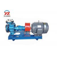 Buy cheap Energy Saving Hot Oil Centrifugal Pump High Temp Resistanc Single Stage from wholesalers