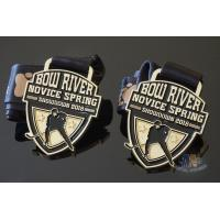 Buy cheap Gifts Hockey Custom Sports Medals And Medallions Soft Eanemal With Logo And Ribbon product