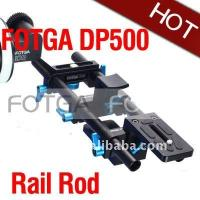 Buy cheap Fotga DP500 System DSLR Rail Rod 15mm 4 Follow Focus for 5D II 7D 600D from wholesalers