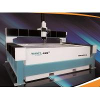 Buy cheap low price High pressure 1500*2500mm 420Mpa CNC copper sheet water jet cutting machine from wholesalers