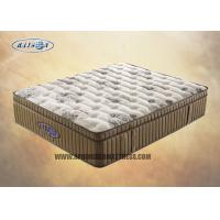 Buy cheap Orthopedic Euro Top Compressed Spring Mattress With Gel Memory Foam from wholesalers