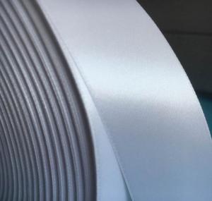 Woven Edge Polyester Satin Ribbon Manufactures