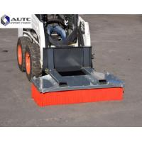 Buy cheap Multiple Colour Forklift Brush Sweeper PP Nylon Bristle Street Cleaning from wholesalers