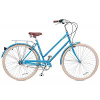 Wholesale Carbon steel colorful 26 inch OL elegant city bicicle for lady  single speed from china suppliers