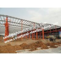 Buy cheap Single Span Metal Structure Manufacturing With Prefabricated  For Light Weight Steel House from wholesalers