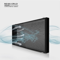 Buy cheap High Brightness LED Mesh Screen Outdoor P10 dip LED Display Customized Dimension from wholesalers