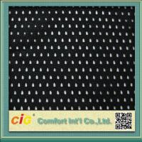 Multi Color 100 Polyster Sandwich Mesh Fabric / Mesh Polyester Fabric For Shoes Manufactures