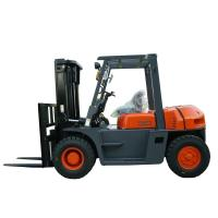 Buy cheap China forklift 5ton diesel forklift truck with ISUZU engine 6BG1 EPA approved from wholesalers