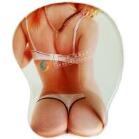 Wholesale custom anime 3d mouse pad, custom 3d anime custom mouse pad, cute wrist rest mouse pad from china suppliers