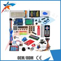 New UNO R3 development board kit containing solderless breadboard, LCD1602, RFID module Manufactures
