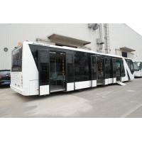 Wholesale 14 seats with 110 passengers standing area for airport apron bus from china suppliers