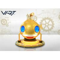 Buy cheap Toddler VR Submarine Simulator / 9D Virtual Reality Game Machine from wholesalers