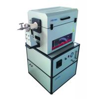 Buy cheap 1300℃ Lab Tube Furnace With Premium Stainless Steel Needle Valve Of Ingress / Egress from wholesalers