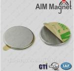 Buy cheap N35 Self-adhesive Neodym Magnet 10mm from wholesalers