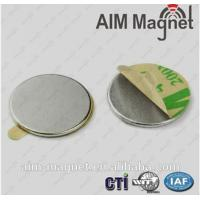 Wholesale N35 Self-adhesive Neodym Magnet 10mm from china suppliers