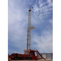 Steel Oil And Gas Drilling Rigs , Oilfield Drilling Equipment API Standard Manufactures