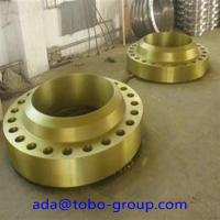 Wholesale ASTM A182 F22 Alloy Steel Forged Steel Welding Neck Flange Standard / Non - standard from china suppliers