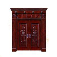 Buy cheap Guangzhou manufacture modern design interior luxury solid wood doors from wholesalers