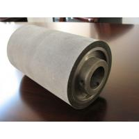 Black Polyurethane Roller Made With 100% Polyester Material