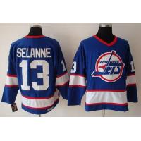 Buy cheap New York Jets # 13 Selanne blue from wholesalers