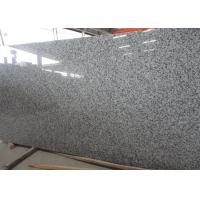 Buy cheap White Grey Half Granite Stone Slabs For Vanity Top Constructing Material from wholesalers