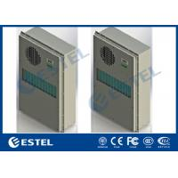 Buy cheap 48VDC 2000W Cooling Capacity Outdoor Cabinet Air Conditioner R134A Refrigerant from wholesalers