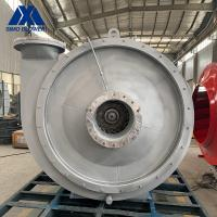 Buy cheap Air Purification High Temperature Centrifugal Fan Overhang Type from wholesalers