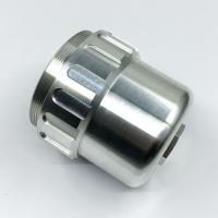 Buy cheap Silver Color CNC Milling Customized Aluminum Boat Parts / Accessories Services from wholesalers