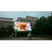 Wholesale Highly Stable Distributed Scanning P16 Outdoor Scrolling Led Sign Advertising from china suppliers