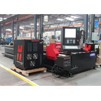 Buy cheap 4000mm / Min Industrial CNC Plasma Cutter CNC Machine For Metal Cutting from wholesalers