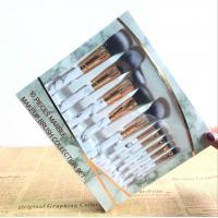 Quality Marble Makeup brush Set, Marble Makeup Brush Collection Set, Professional Cosmetic Brush Set for sale
